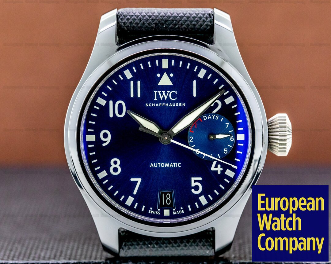 IWC IW502003 Big Pilot Stainless 7 Day