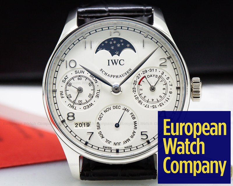 IWC IW502219 Portuguese Perpetual Calendar Platinum Limited Edition