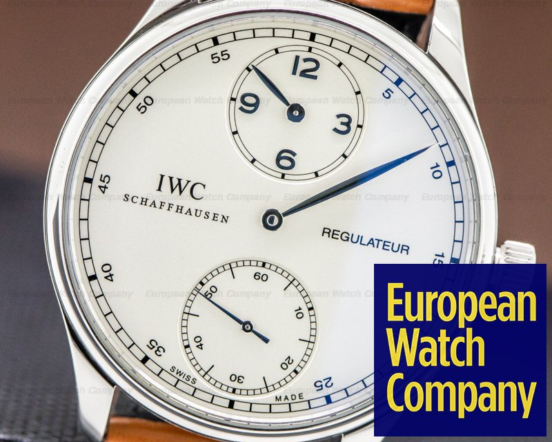 IWC IW544403 Portuguese Regulator Limited Edition Platinum