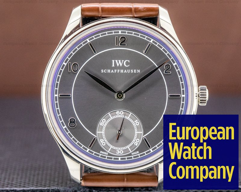 IWC IW544504 Portuguese Vintage Collection 18K White Gold