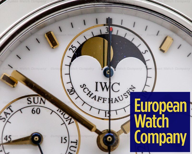 IWC IW9270 Grande Complication Perpetual Repeater Chronograph PLATINUM BRACELET