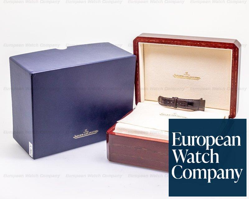 Jaeger LeCoultre 147.8.41.S Master Calendar SS Silver Dial