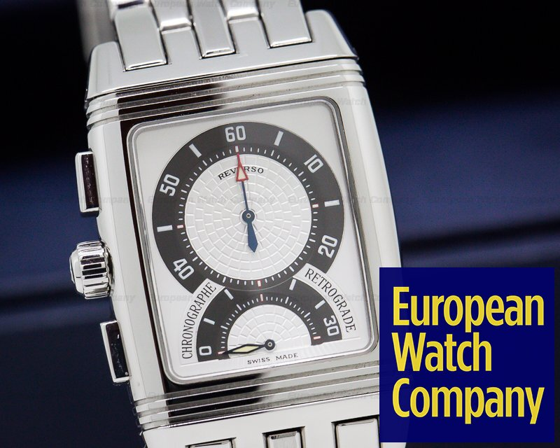 Jaeger LeCoultre 295.86.20 Gran'Sport Chronograph SS / Bracelet
