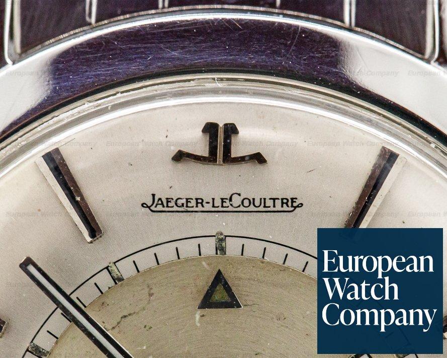 Jaeger LeCoultre E855 Vintage Memovox Jumbo Automatic SS JLC Bracelet