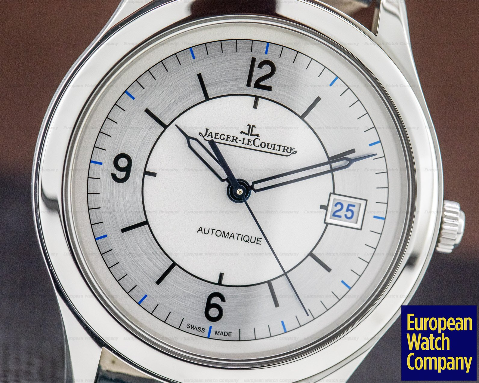 Jaeger LeCoultre Q1548530 Master Control Sector Dial Steel