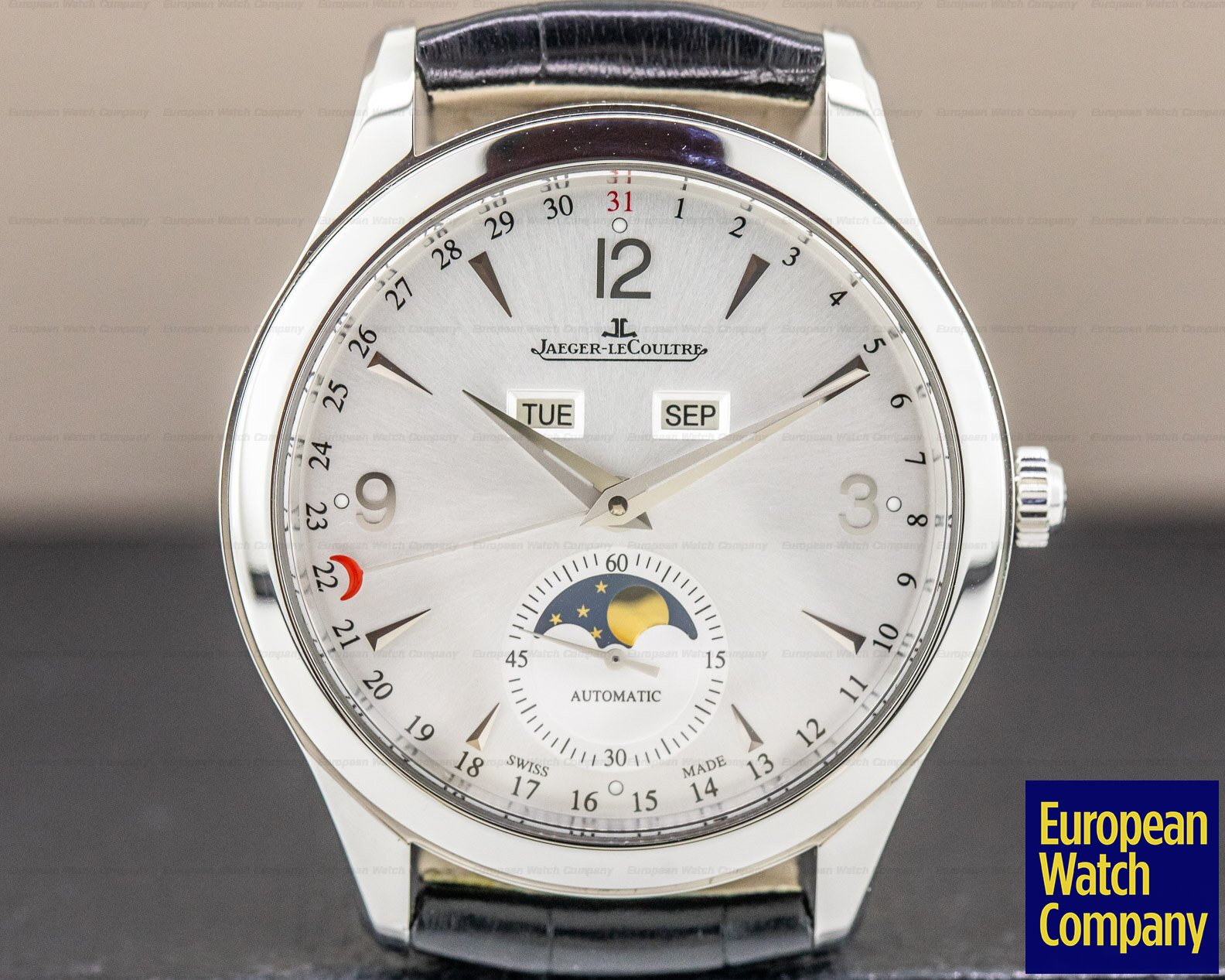 Jaeger LeCoultre Q1558420 Master Calendar SS