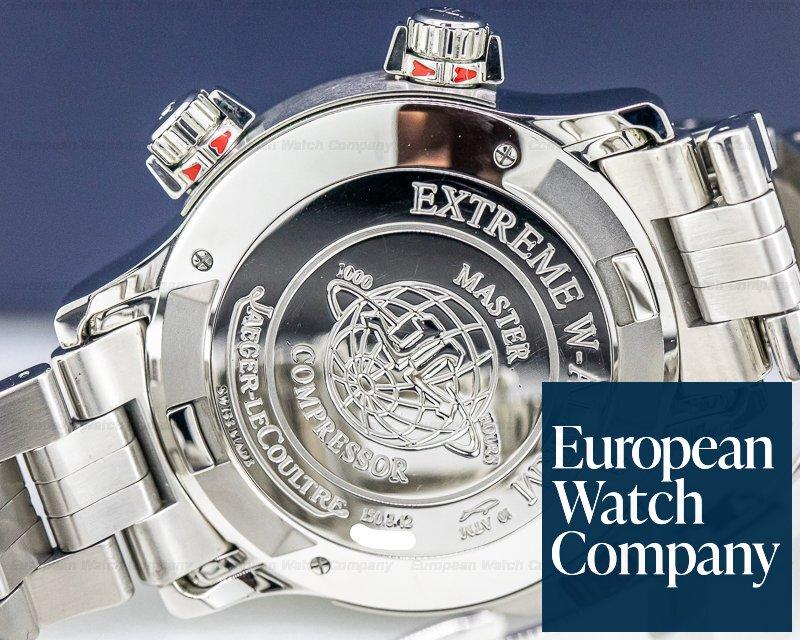 Jaeger LeCoultre Q1778470 Compressor Extreme World Alarm SS / Bracelet 46.3MM