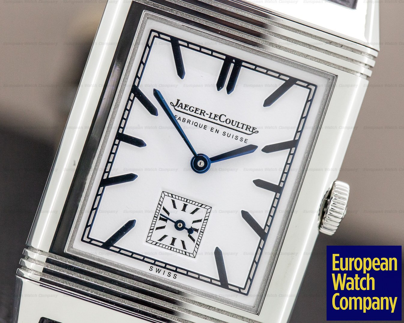 Jaeger LeCoultre Q278852J Grande Reverso Ultra Thin 1948 SS LIMITED