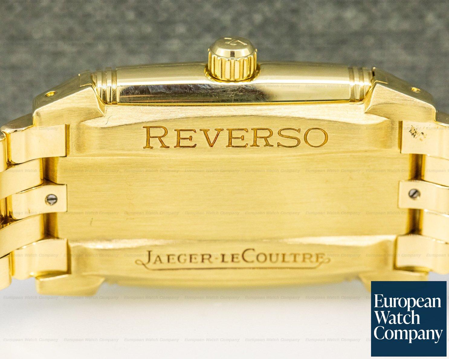 Jaeger LeCoultre Q2901120 Gran'Sport Automatic 18K Yellow Gold / Bracelet