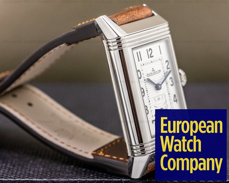 Jaeger LeCoultre Q3858522 Reverso Classic Large SS Manual Wind
