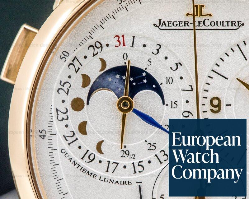 Jaeger LeCoultre Q6042421 Duometre a Quantieme Lunaire 18K Rose Gold