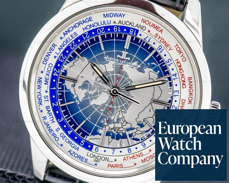 Jaeger LeCoultre Q8108420 Geophysic Q8108420 Universal Time SS