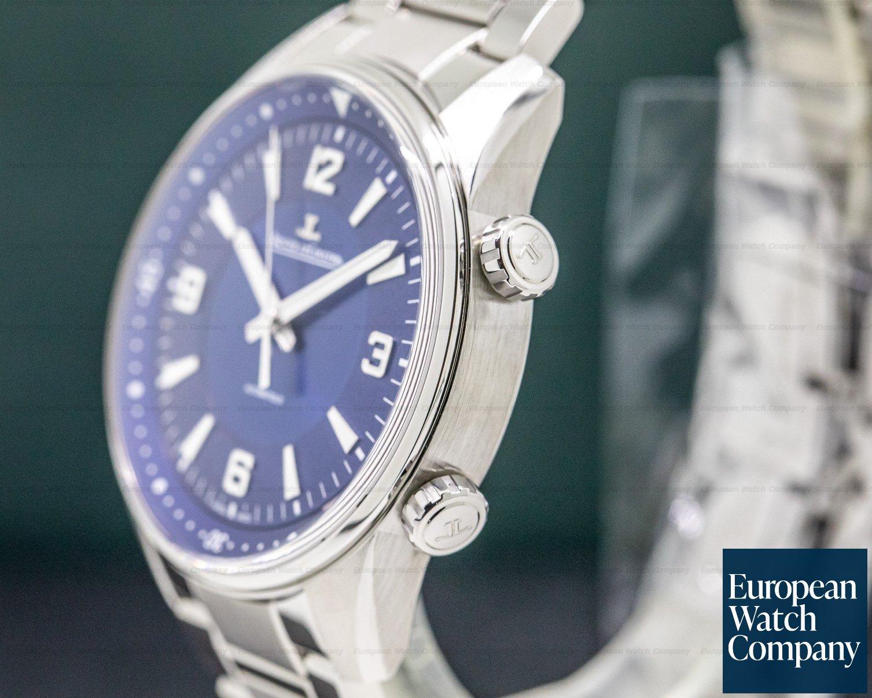 Jaeger LeCoultre Q9008180 Polaris Automatic Blue Dial SS / Bracelet