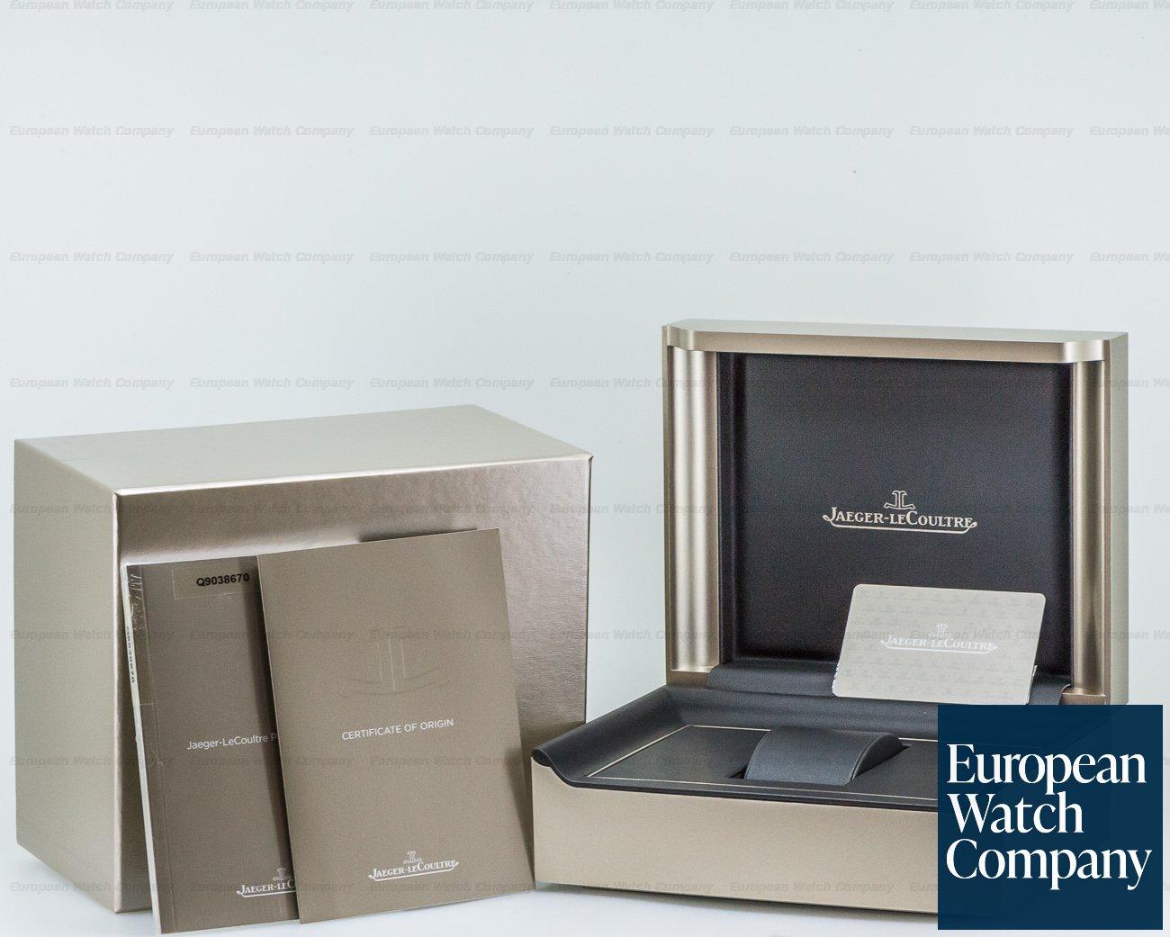 Jaeger LeCoultre Q9038670 Polaris Memovox Limited Edition SS