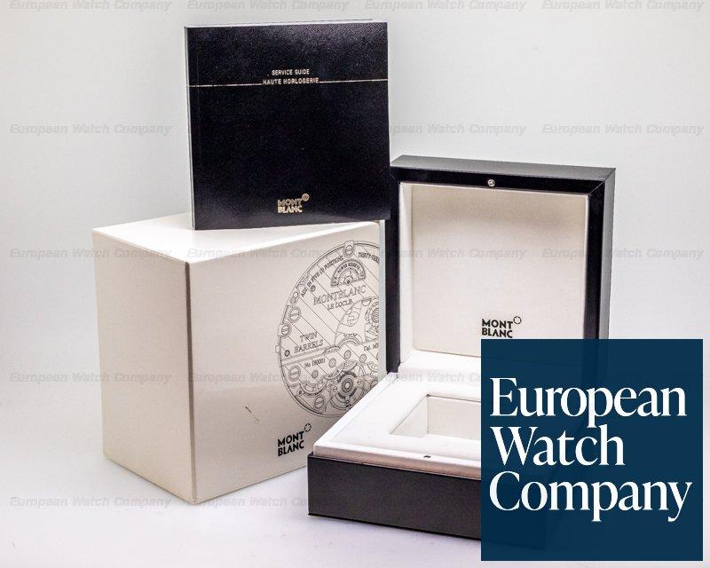 Montblanc 102337 Nicolas Rieussec Chronograph Automatic SS / SS