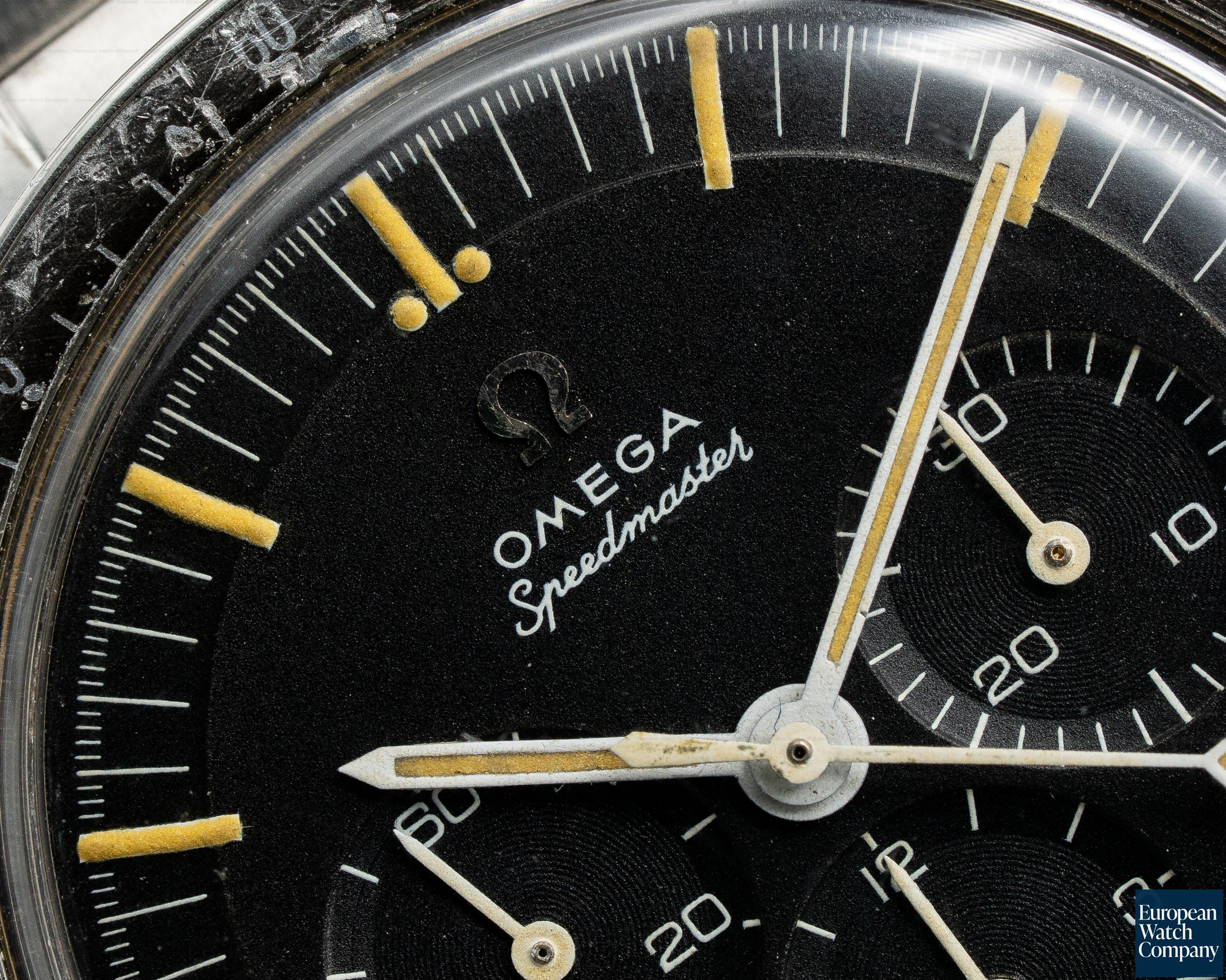 Omega 105.003-65 Speedmaster ED WHITE 105.003 1967