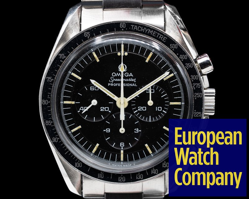 Omega 145.022-69 ST Vintage Speedmaster Transitional c. 1969