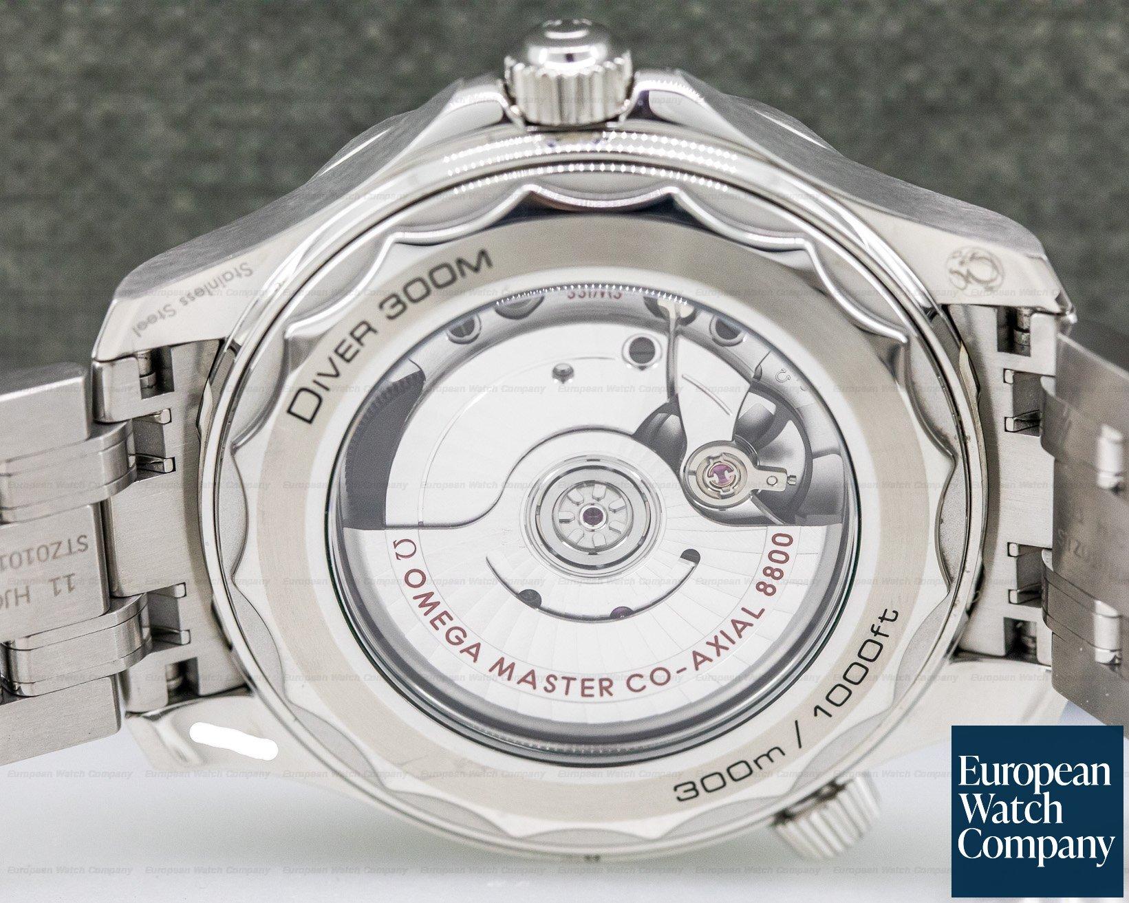 Omega 210.30.42.20.06.001 Seamaster Diver 300M SS Grey Dial