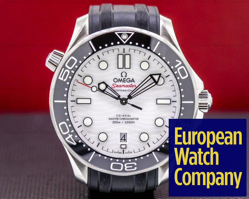 Omega 210.32.42.20.04.001 Seamaster Diver 300M Co-Axial Master Chronometer 42MM