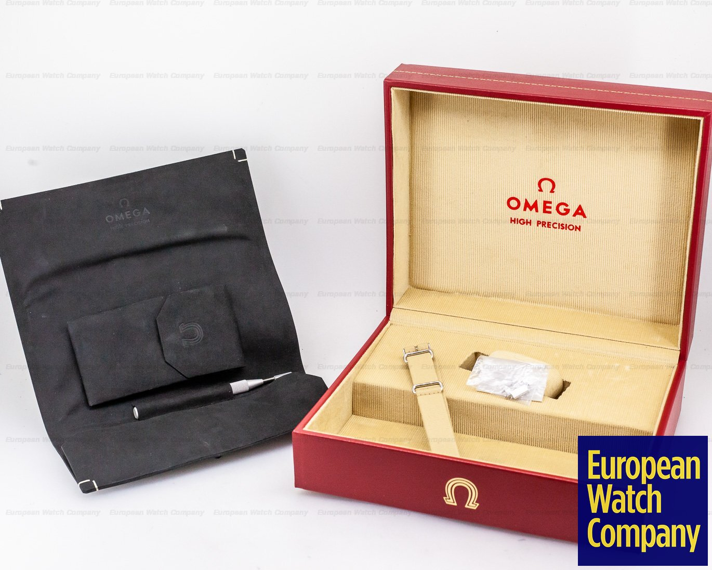 Omega 220.10.38.20.01.002 Railmaster 1957 Trilogy Limited Edition