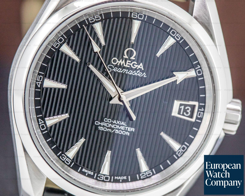 Omega 231.13.39.21.01.001 Seamaster Aqua Terra Master Co-axial SS