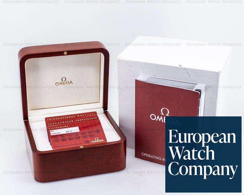 Omega 231.50.43..22.02.001 Aqua Terra GMT Silver Dial Rose Gold / Bracelet 43MM
