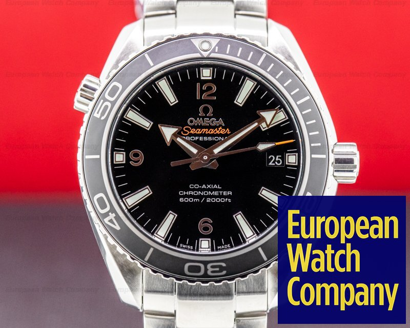 Omega 232.30.42.21.01.001 Seamaster Co Axial Planet Ocean SS 42MM
