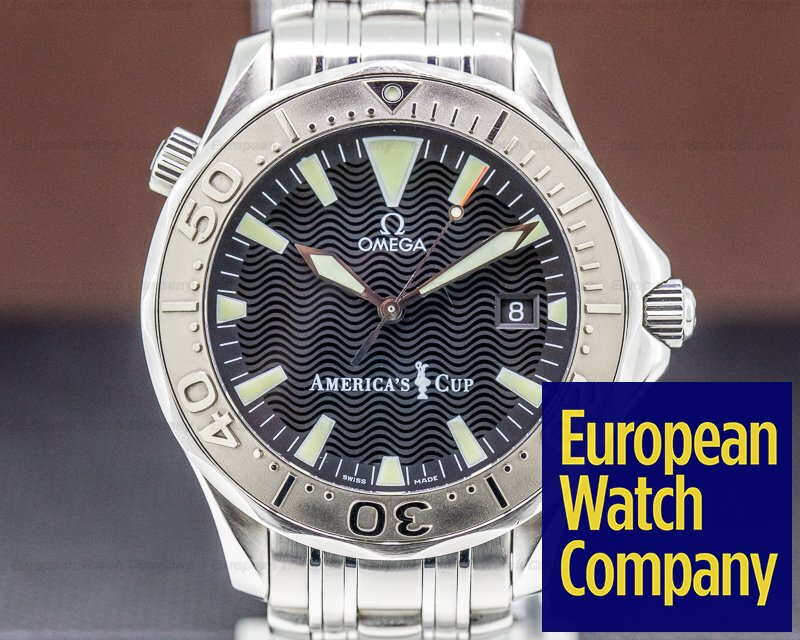Omega 2533.50.00 Seamaster Professional America's Cup SS/SS