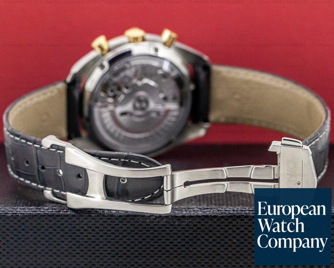 Omega 304.23.44.52.06.001 Speedmaster Co-Axial Master chronometer Moonphase Chronograph 18K / SS
