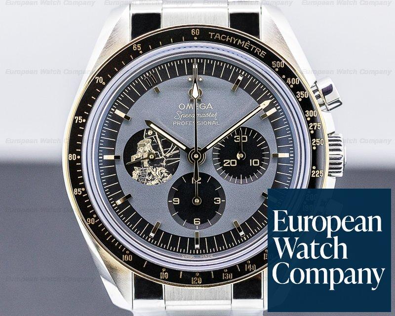 Omega 310.20.42.50.01.001 Apollo XI 50th Anniversary Speedmaster SS UNWORN