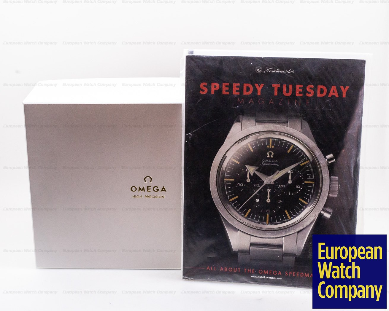 Omega 311.10.39.30.01.001 Speedmaster 1957 Trilogy Limited Edition