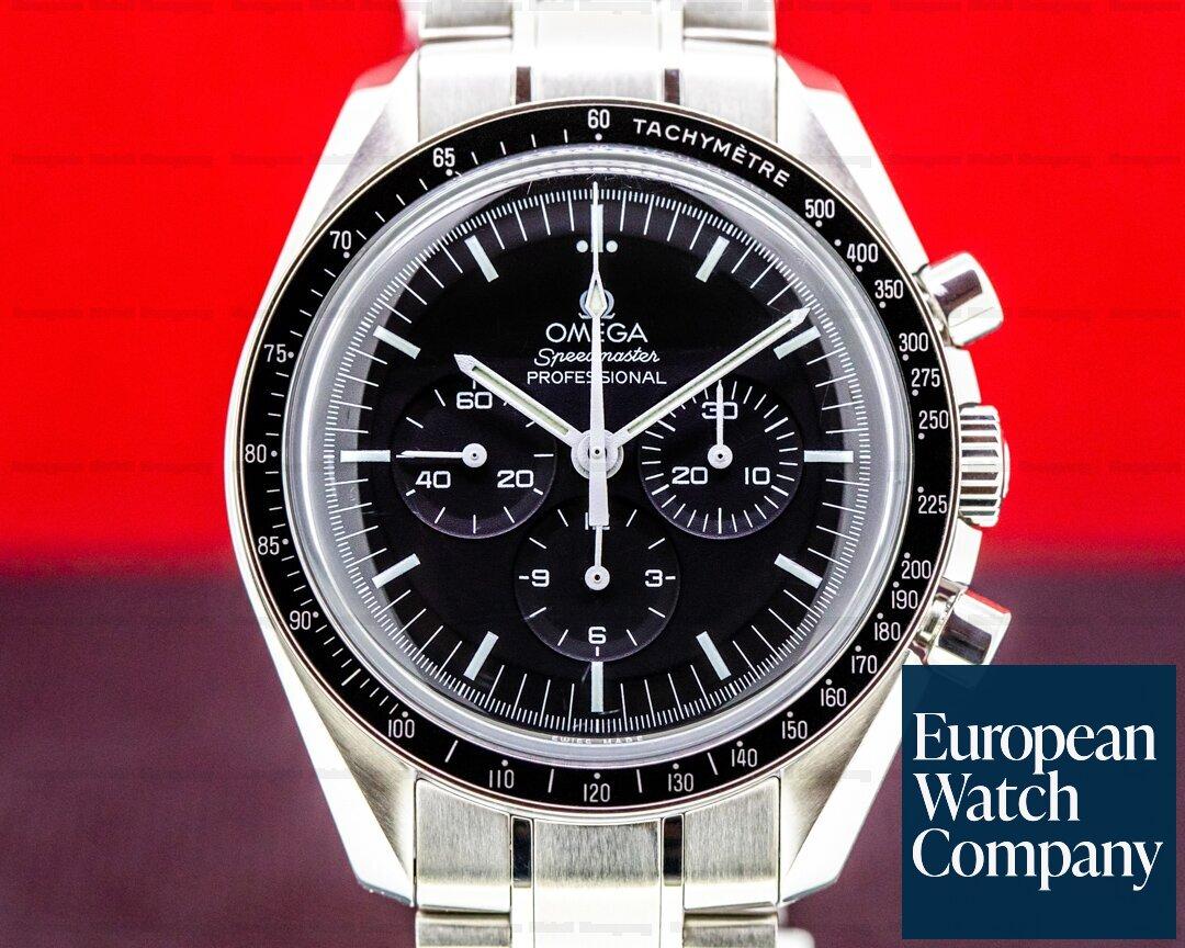 Omega Speedmaster Professional Black Dial 2020 Ref. 311.30.42.30.01.005