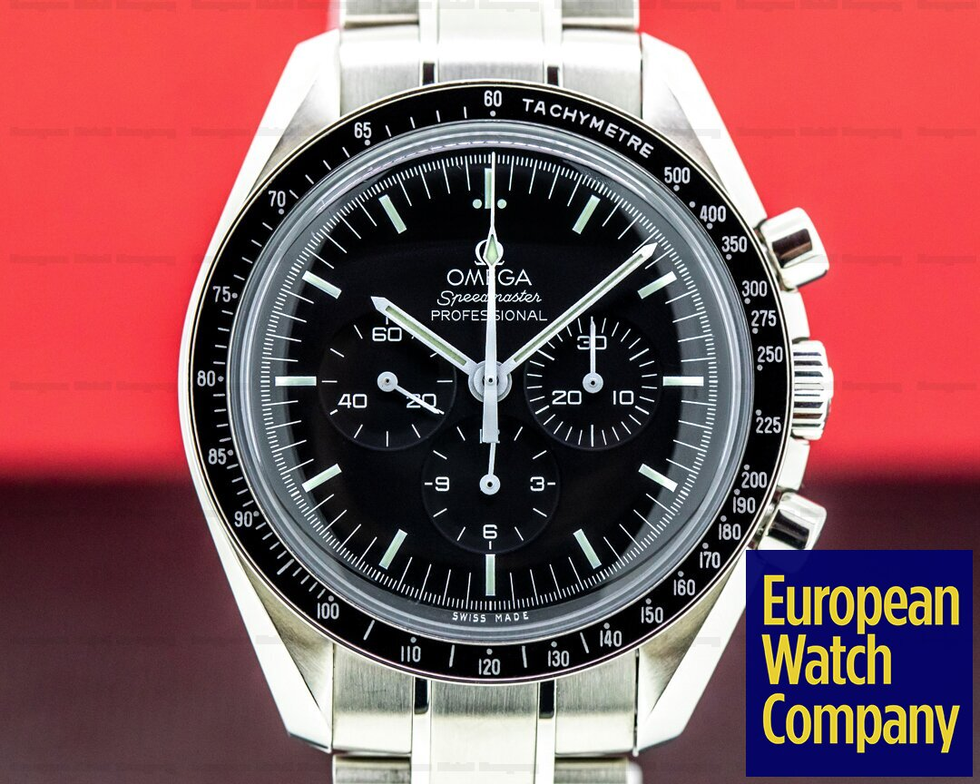 Omega 311.30.42.30.01.005 Speedmaster Professional Black Dial