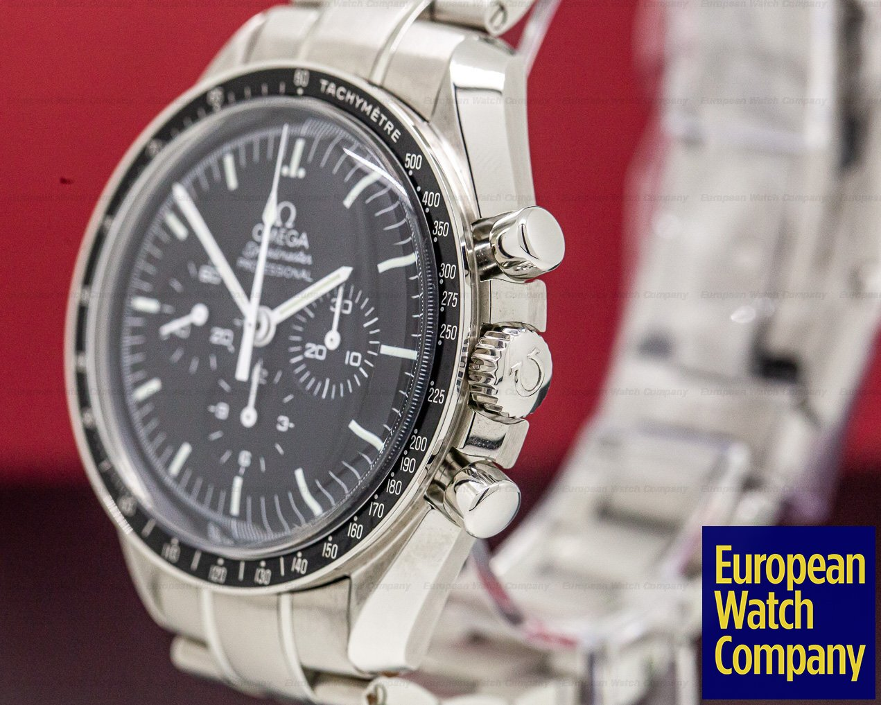 Omega 311.30.42.30.01.005 Speedmaster Professional Black Dial SS / SS