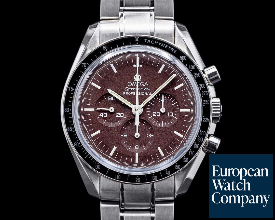 Omega 311.30.42.30.13.001 Speedmaster Professional Brown Dial