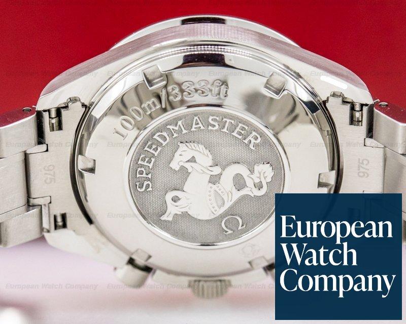 Omega 3210.50.00 Speedmaster Chronograph Black Dial SS Bracelet