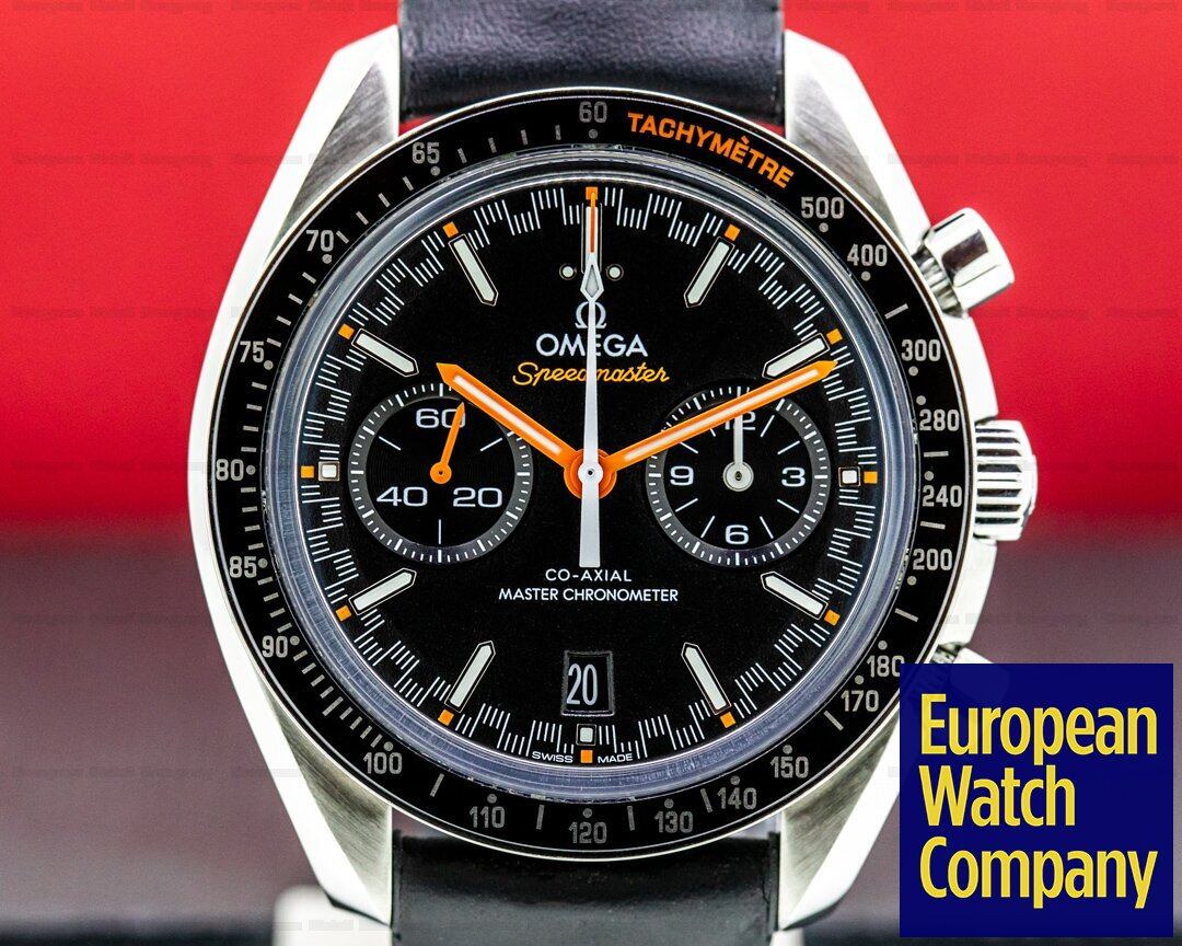 Omega Speedmaster Racing Co-Axial Master Chronometer Chrono 44mm Ref. 329.32.44.51.01.001
