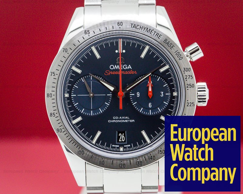 Omega 331.10.42.51.03.001 Speedmaster '57 Co-Axial SS Blue Dial