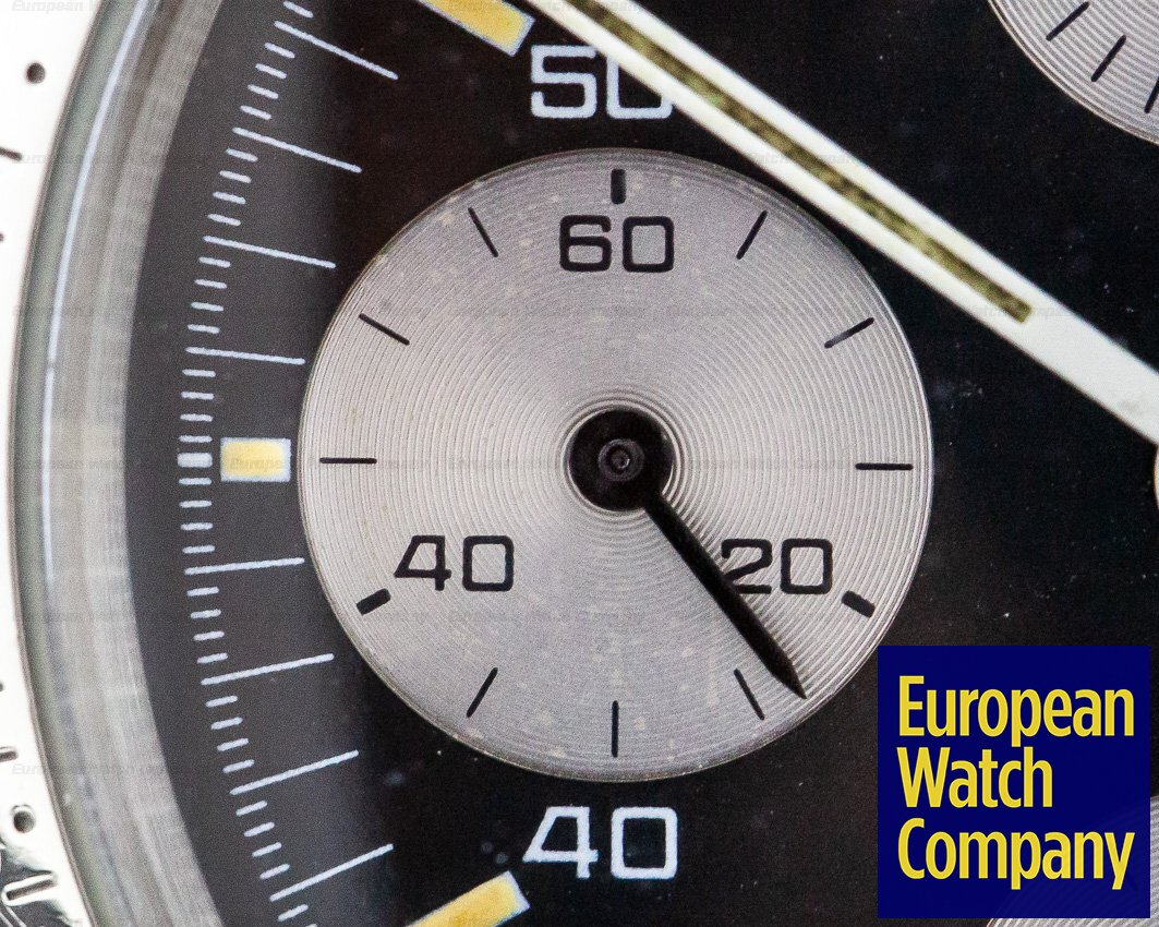 Omega 3510.50 Speedmaster Reduced Black Dial SS PATINA