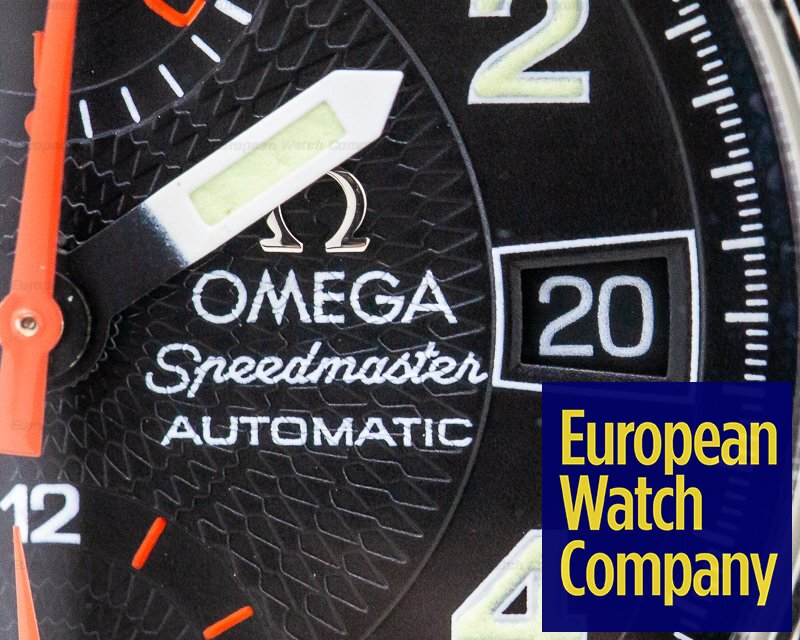 Omega 3513.53 Speedmaster Automatic Date Japan Special Edition SS