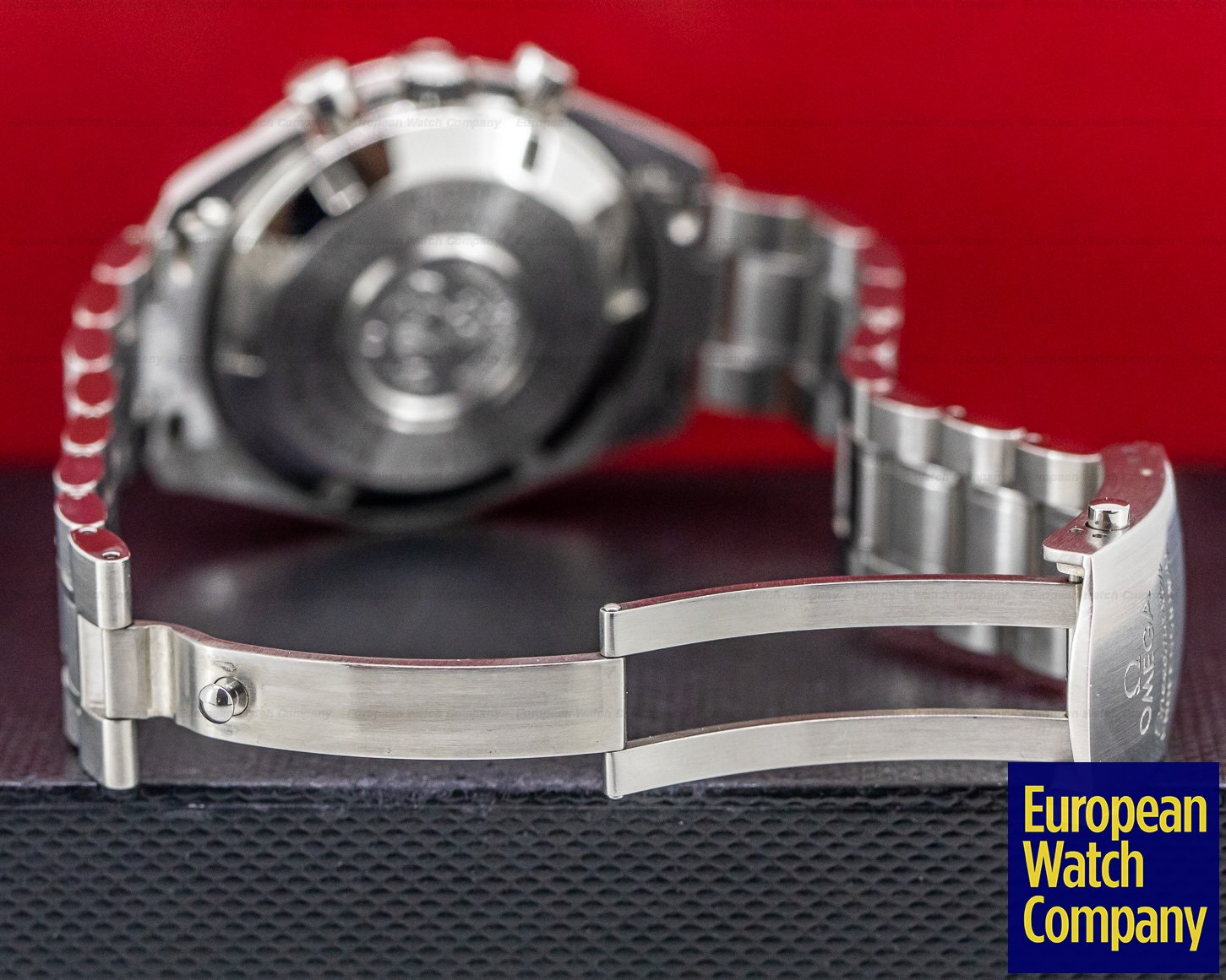 Omega 3570.50.00 Speedmaster Professional Black Dial SS / SS