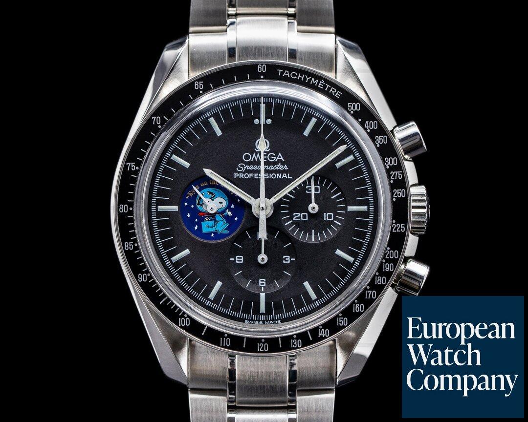 Omega Speedmaster Professional Snoopy Award Limited Edition Ref. 3578.51.00