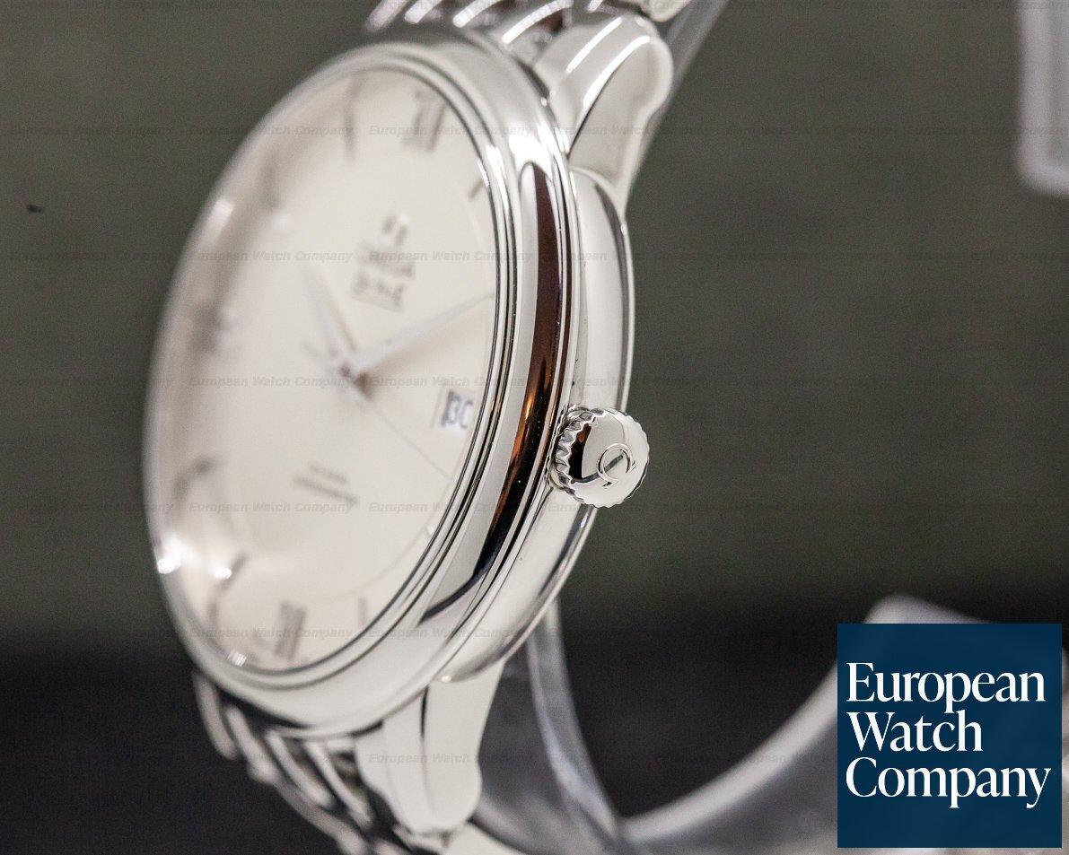 Omega 424.10.40.20.02.003 DeVille Prestige Steel / Bracelet
