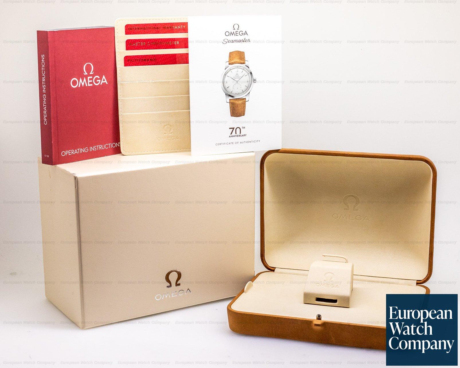 Omega 511.12.38.20.02.001 Seamaster 1948 Master Chronometer SS