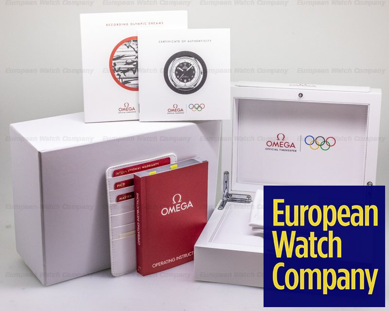 "Omega 522.32.40.20.01.003 Seamaster ""Olympic Games Collection"" Limited Editon"