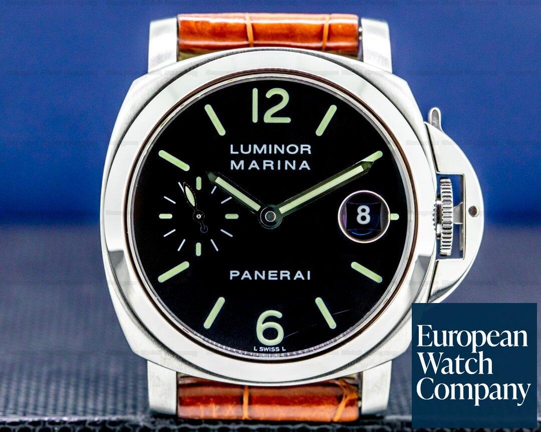 Panerai Luminor Marina 40MM Ref. PAM00048