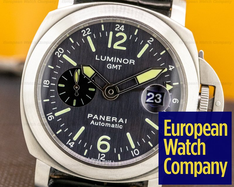 Panerai PAM00089 Luminor GMT Titanium 44MM