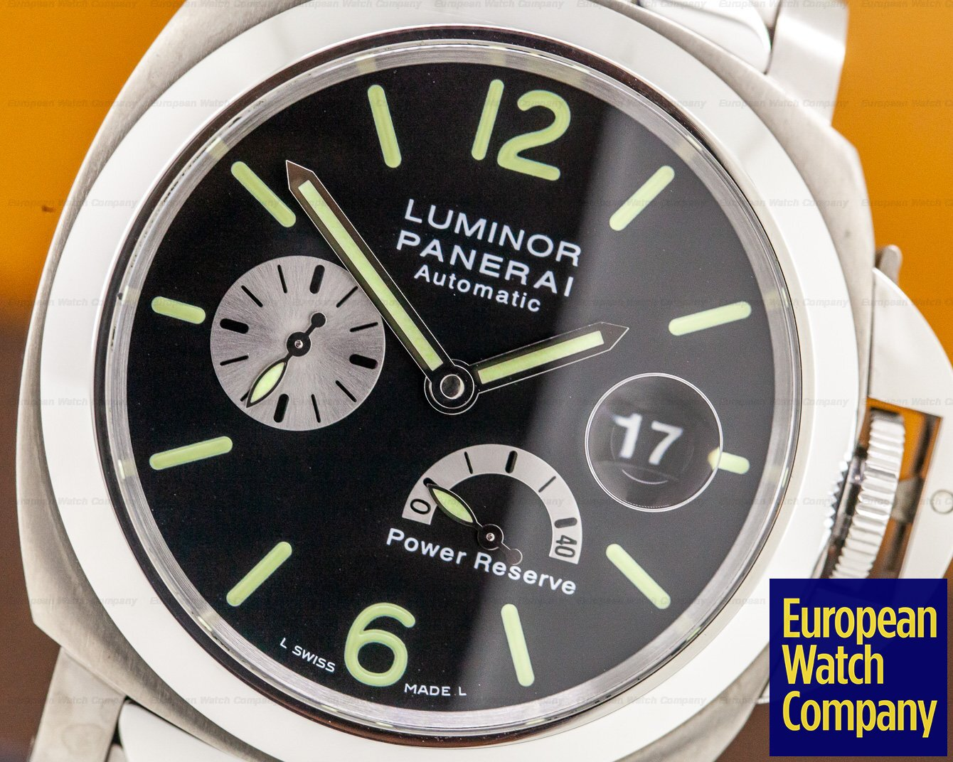 Panerai PAM00171 Luminor Power Reserve SS / Titanium