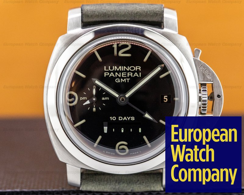Panerai PAM00270 Luminor 1950 10 Days GMT SS