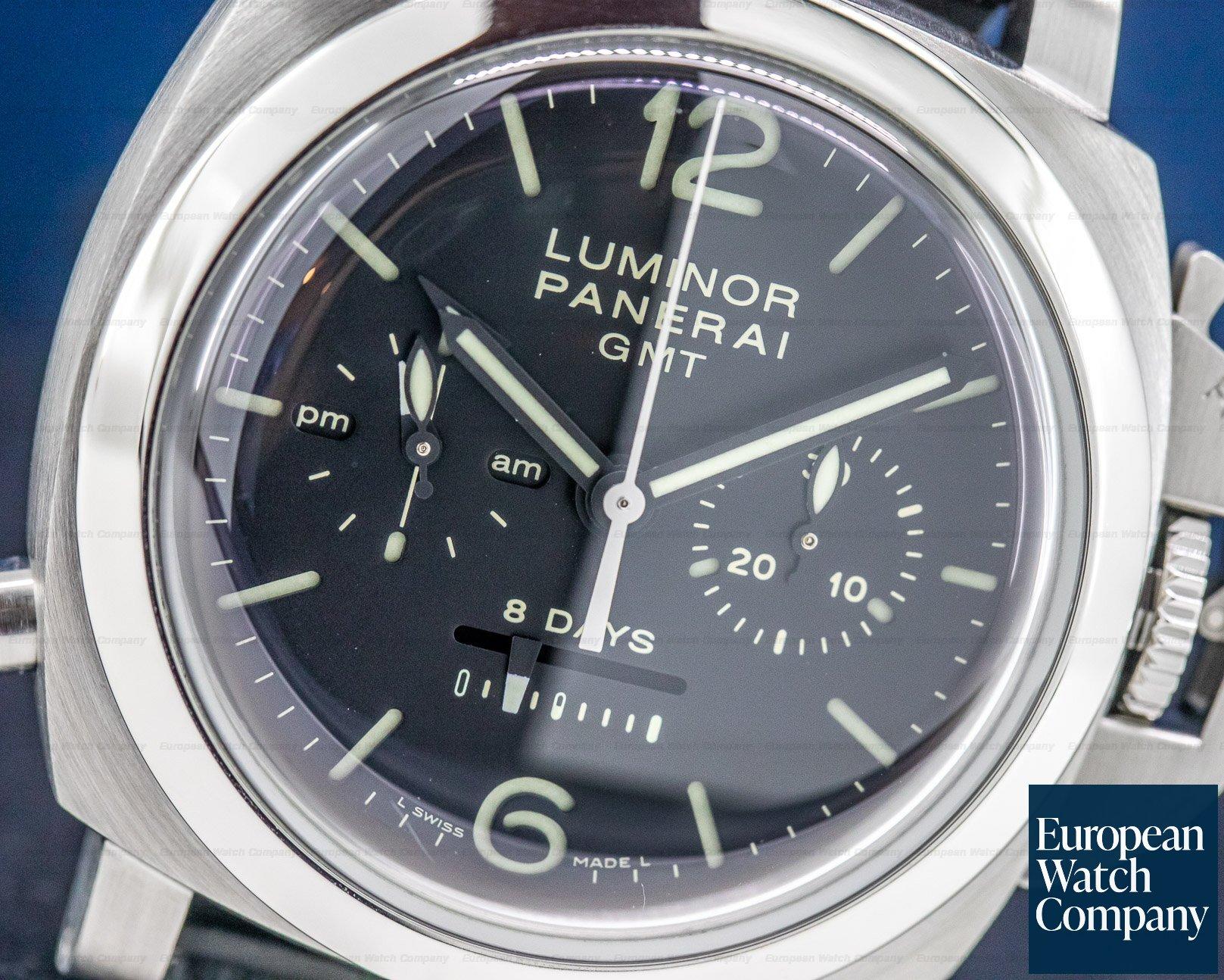 Panerai PAM00275 Luminor 1950 Chrono Monopulsante 8 Days GMT